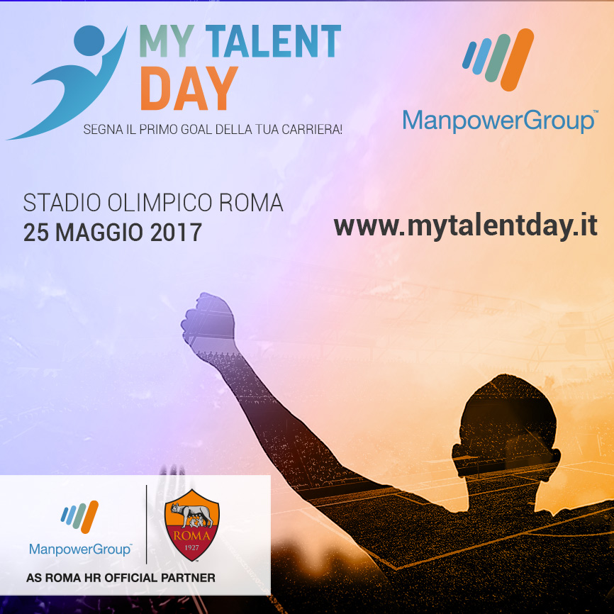 My Talent Day: segna il primo goal della tua carriera!
